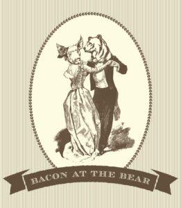 Bacon at the Bear logo 1