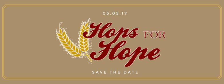 Hops for Hope 2017 Facebook Event Header